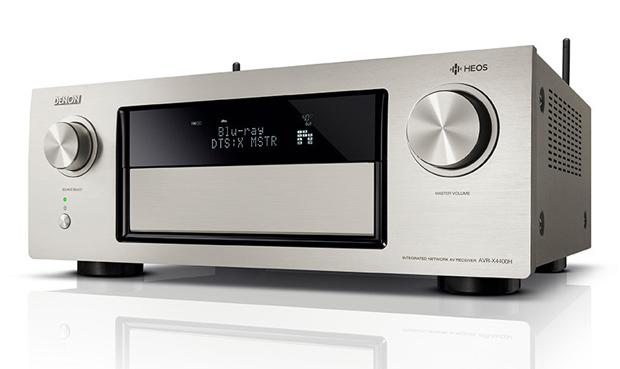 Denon AVR-X4500H és AVR-X3500H AV receiverek