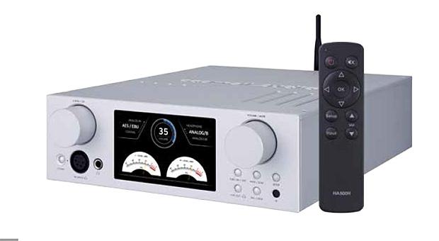 Cocktail Audio HA500H fejhallgató erősítő/DAC/előfok