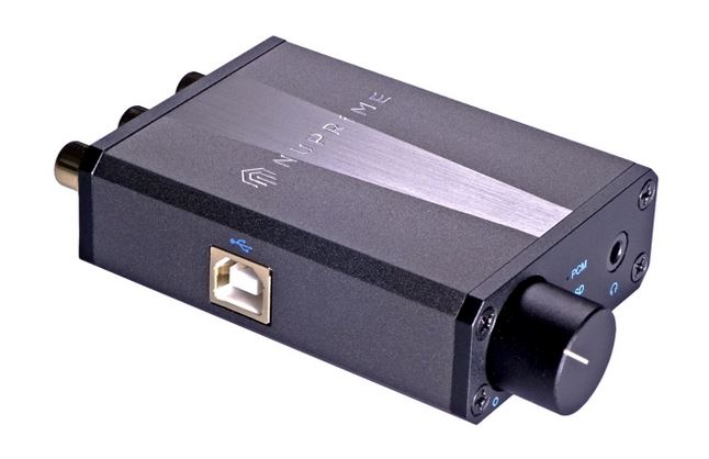 NuPrime Audio uDSD