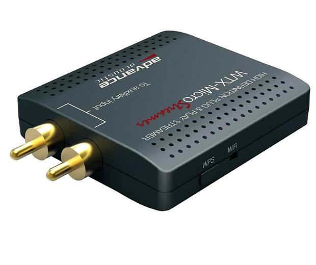 Advance Acoustic WTX MicroStream hálózati lejátszó